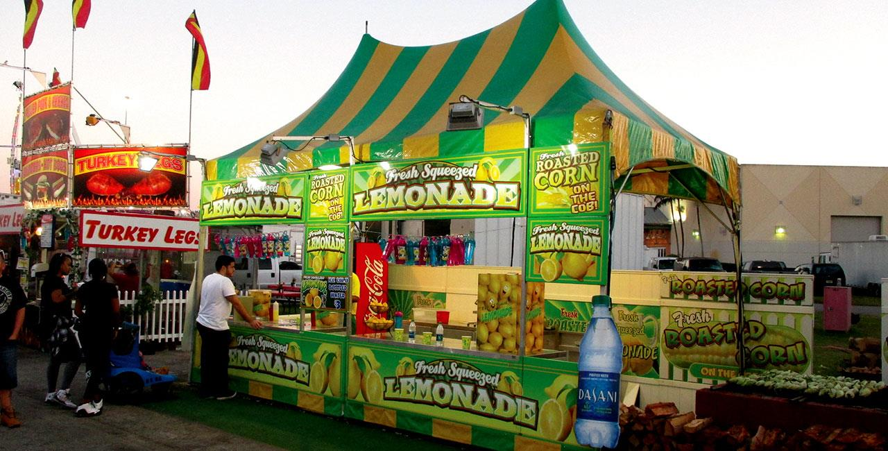 Carnival & Carnival Canvases | Waterloo Tent