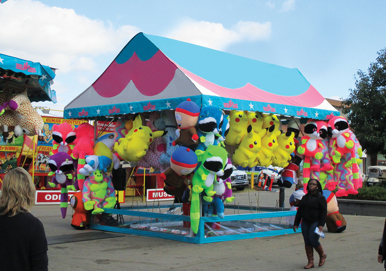 Center Joint - Ohang Ridge Style & Carnival Canvases | Waterloo Tent
