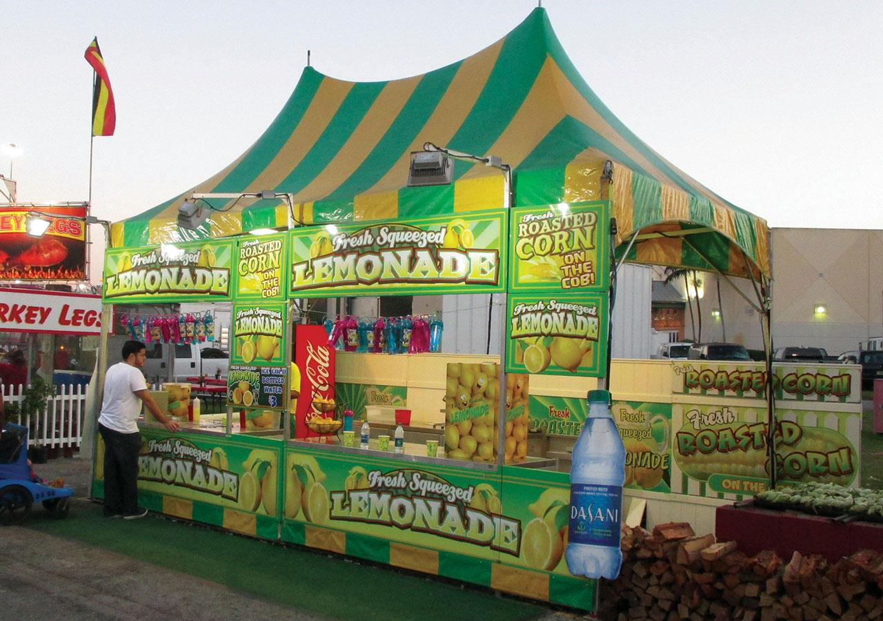 reputable site 59508 69a11 Carnival Canvases   Waterloo Tent