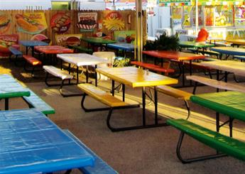 Carnival Table Covers