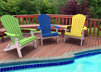 Pool and Deck Furniture