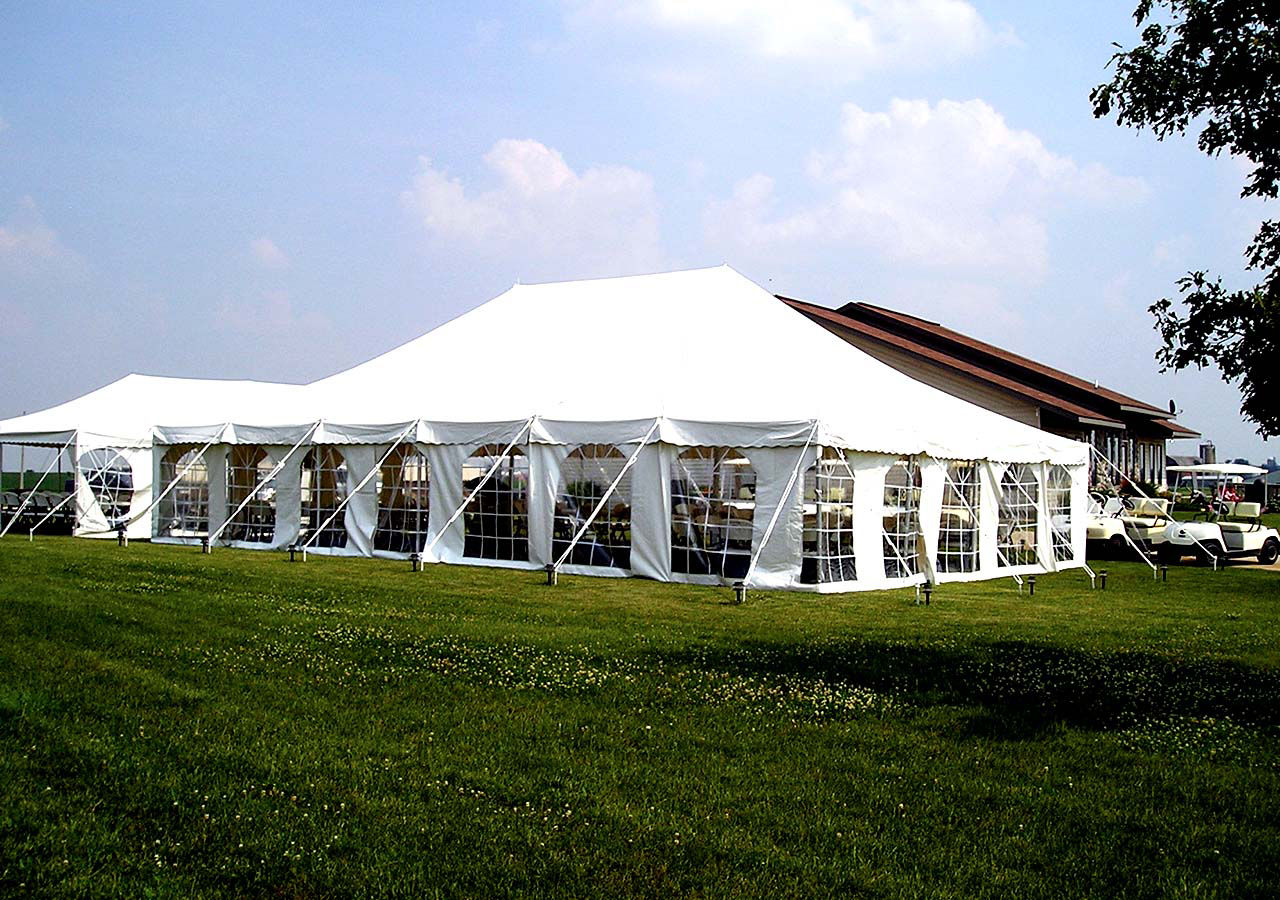 Pole Tents. With more than 100 years of experience building fabric structures the q... READ MORE & Shade for Hotels Aquatic Centers and Parks | Waterloo Tent