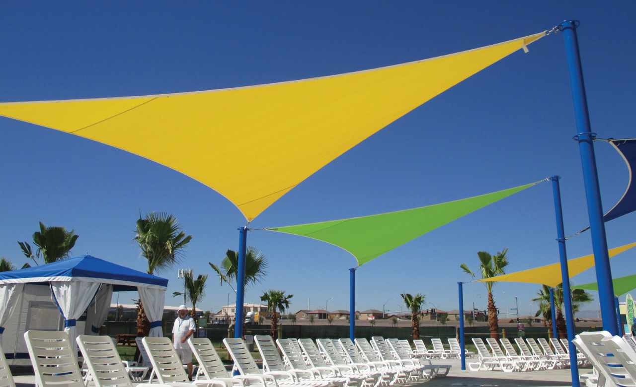 Shade For Hotels Aquatic Centers And Parks Waterloo Tent